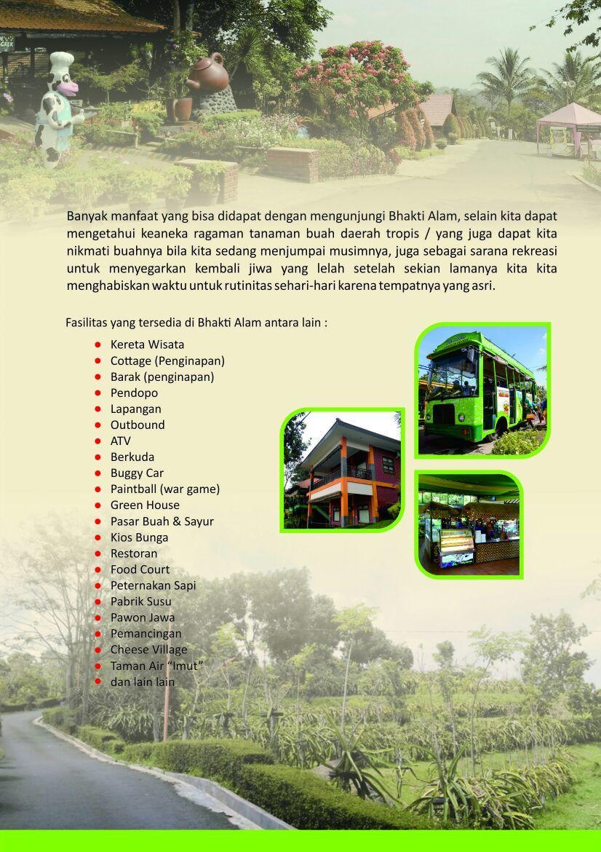 Outbound Bhakti Alam Pasuruan Harga Tiket Masuk Bhakti Alam 2019